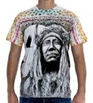 Sitting Bull All Over Print