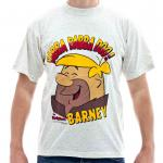T-Shirt The Flintstones YABBA