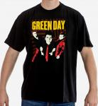 Green Day T-Shirt 1