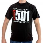 Original Used 501 T-Shirt