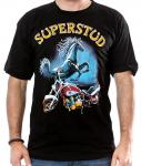 Superstud Biker T-Shirt