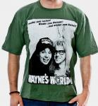 WAYNES WORLD olivgrün
