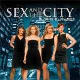 SEX AND THE CITY Kalender 2009