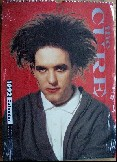 The Cure Kalender 1992