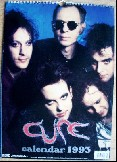 The Cure Kalender 1993